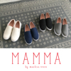 [MAMMA(マンマ)] の靴-妊婦、子育てママに!むくみ対応 Wインソール内蔵 脱ぎ履きしやすく滑りにくい スリッポンデザイン(全カラー)