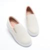 [MAMMA(マンマ)] の靴-妊婦、子育てママに!むくみ対応 Wインソール内蔵 脱ぎ履きしやすく滑りにくい スリッポンデザイン(上部)