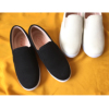 [MAMMA(マンマ)] の靴-妊婦、子育てママに!むくみ対応 Wインソール内蔵 脱ぎ履きしやすく滑りにくい スリッポンデザイン(イメージ2)