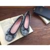 [MAMMA(マンマ)] の靴-妊婦、子育てママにやさしい靴!むくみ対応 Wインソール内蔵 脱ぎ履きしやすく滑りにくい バレエシューズ(レッドのイメージ)